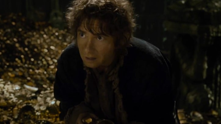 Smaug Stirs in New 'Hobbit' Trailer