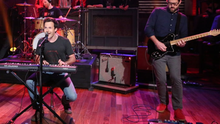 Dismemberment Plan Put on Dancing Shoes for 'Fallon'