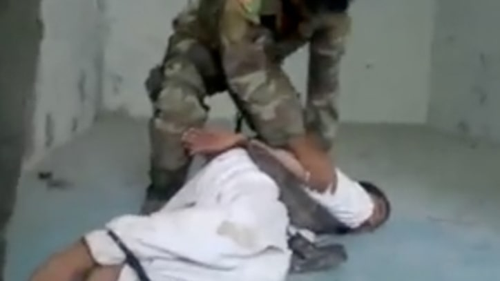 Watch Highly Disturbing Footage of Detainee Abuses in Afghanistan