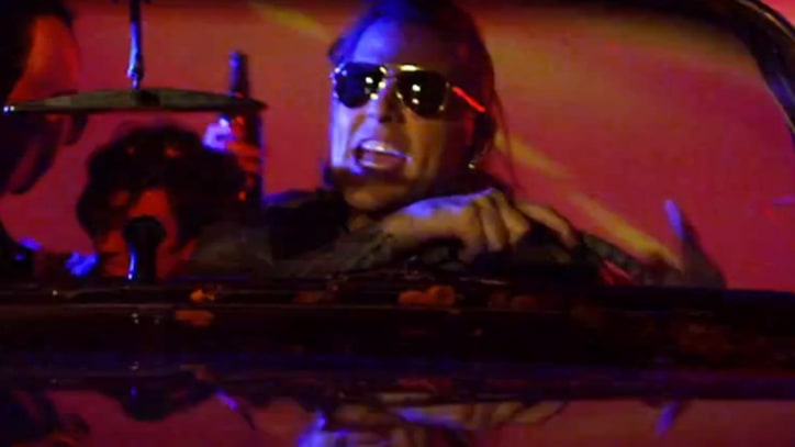 Avenged Sevenfold Live in the Fast Lane in 'Shepherd of Fire'