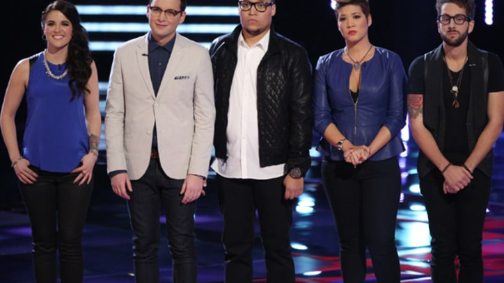 'The Voice' Recap: Adam Levine, Christina Aguilera Pick Strong Teams