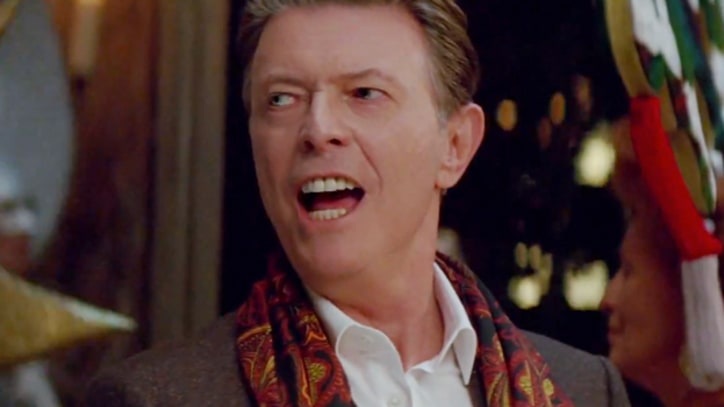 David Bowie Gets 'High' in Louis Vuitton Ad