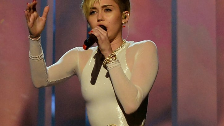 Miley Cyrus Strips Down in Future's 'Real and True'