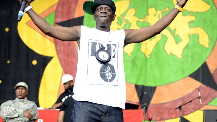 Flavor Flav Cited for Illegal Fireworks Following Holiday Bash