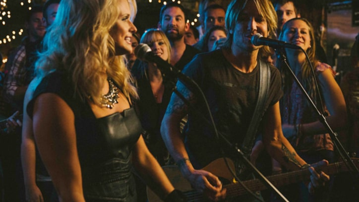 Keith Urban Goes Behind the Scenes of 'We Were Us' - Premiere