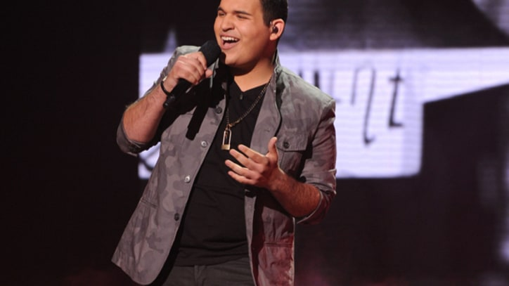'X Factor' Recap: Carlos Guevara Goes Home