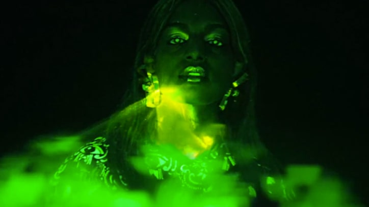 M.I.A. Glows in the Dark in 'Y.A.L.A.'