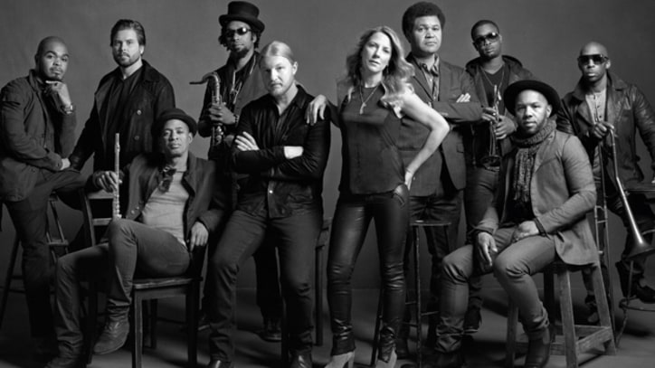 Tedeschi Trucks Band 'Kick the Door Down' on 'Made Up Mind' - Premiere