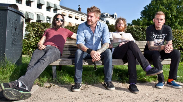 Mastodon Pass the Baton on  'Curl of the Burl' - Premiere