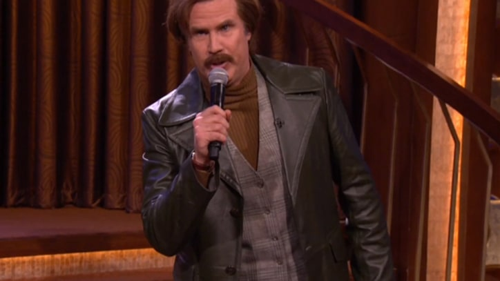 Ron Burgundy Sings Loverboy for His 'Dear Friend' Rob Ford