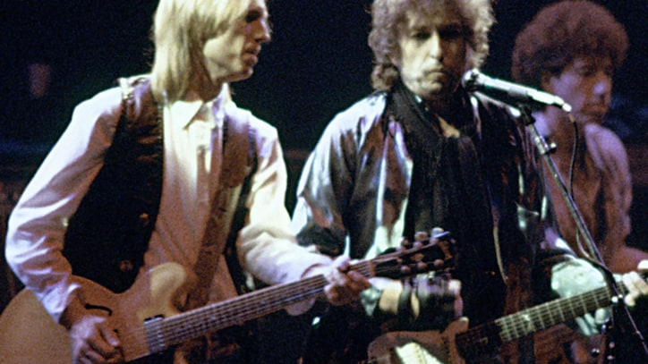 Flashback: Bob Dylan and Tom Petty Hit the Road