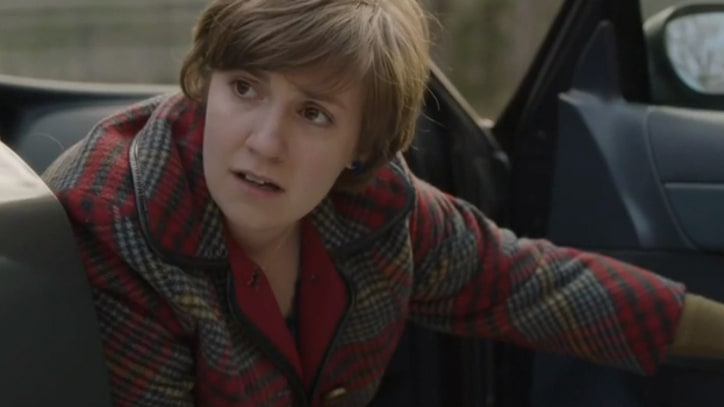 Hannah Goes Twerking in 'Girls' Trailer