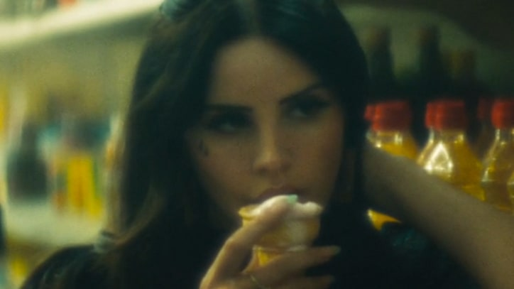 Lana Del Rey's 'Tropico' Trailer: Ice Cream, Strippers and More