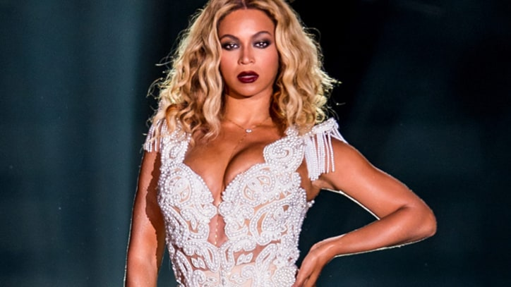 Beyonce Gets Tender on 'God Made You Beautiful'
