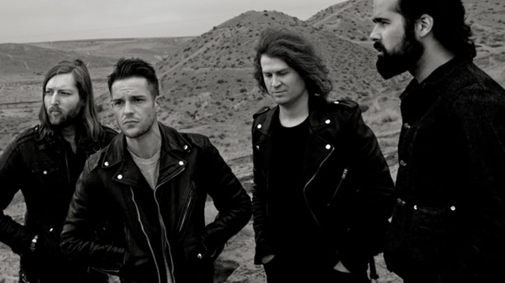 The Killers Endure a Lonely 'Christmas in L.A.' - Premiere