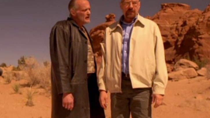 'Breaking Bad' Shares More Bloopers