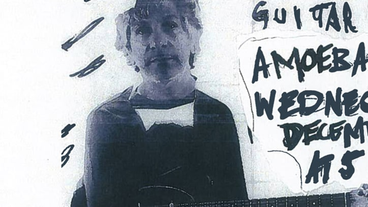 Lee Ranaldo Will Teach You Guitar - Premiere
