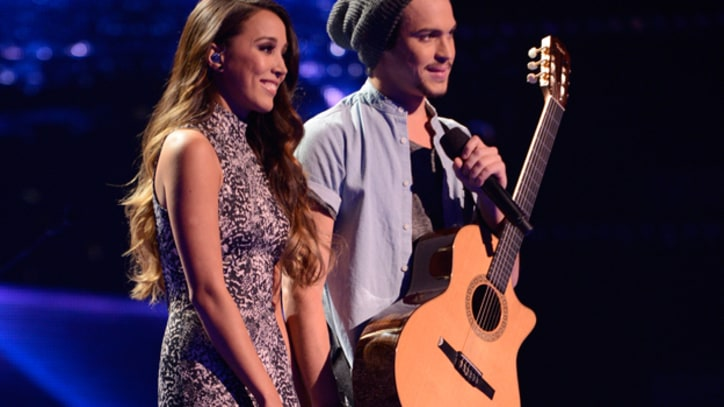 'X Factor' Recap: Alex and Sierra Steal the Show
