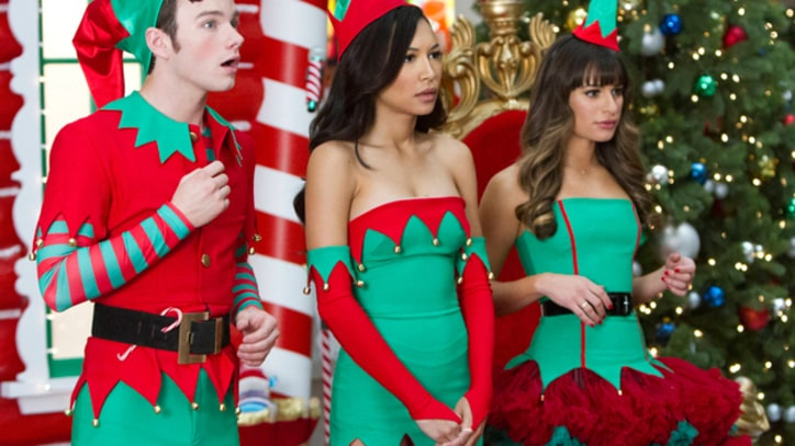 'Glee' Recap: Hot Club Time Machine