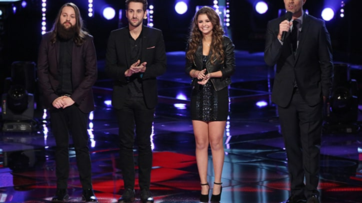 'The Voice' Recap: Blake Shelton Goes Out on High Note
