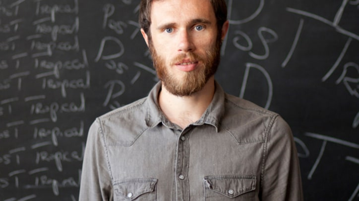 James Vincent McMorrow Wallows in 'Red Dust' - Premiere