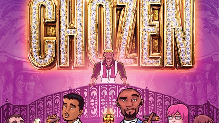 'Chozen' Is FX's New Animated Gay White Rapper - Premiere