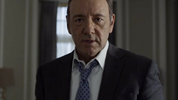'House of Cards' Ratchets Up Drama in Season Two Trailer