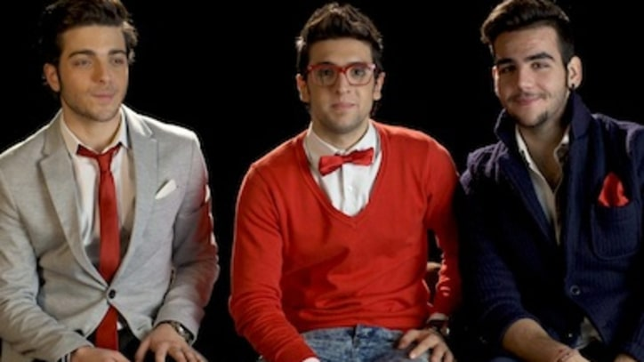 O Holy Night! Il Volo Sing Christmas Classics A Cappella