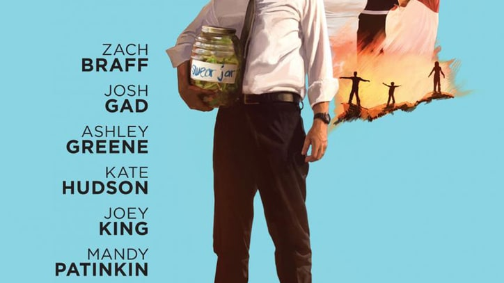 Zach Braff Breaks Down 'Wish I Was Here' Soundtrack Song by Song