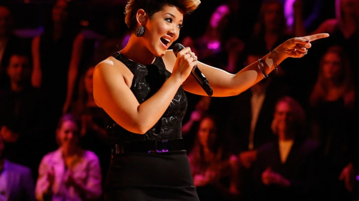 'The Voice' Finale Recap: Tessanne Chin Wins Season Five
