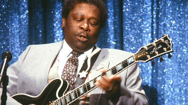 Flashback: B.B. King Holds a Superstar Jam