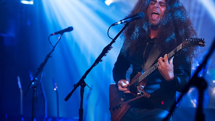 Coheed and Cambria Blaze on 'Guitar Center Sessions' - Premiere