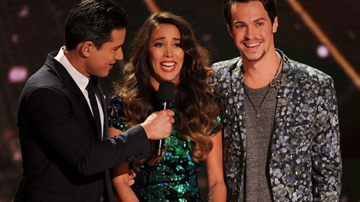 'X Factor' Finale Recap: Alex and Sierra Win Season Three