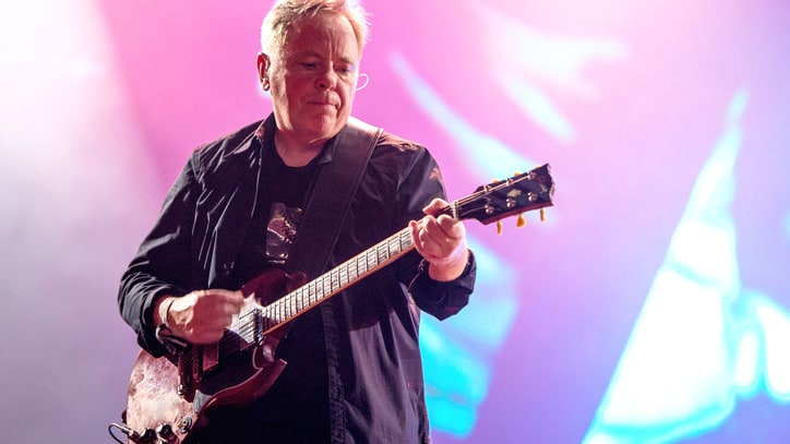 New Order and Joy Division Guitarist Bernard Sumner Penning Memoir