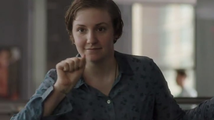New 'Girls' Trailer Pits Hannah Against a Devil in Prada