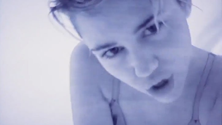 Miley Cyrus Pleasures Herself in 'Adore You'