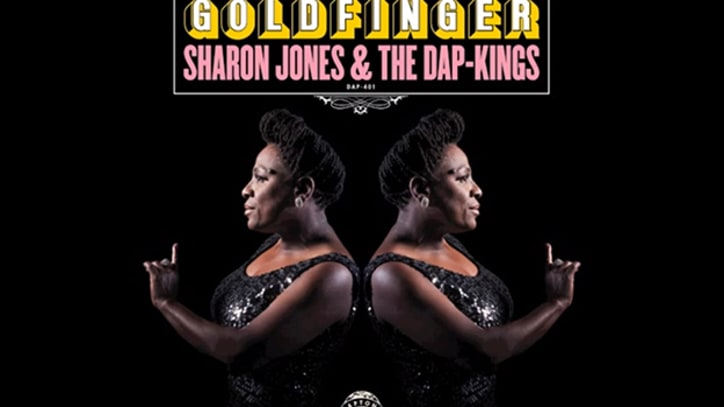 Sharon Jones Covers 'Goldfinger' for 'The Wolf of Wall Street'