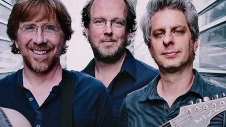 Watch Phish's 30th Anniversary New Year's Montage
