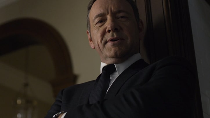 Kevin Spacey Stirs Up More D.C. Drama in 'House of Cards' Trailer