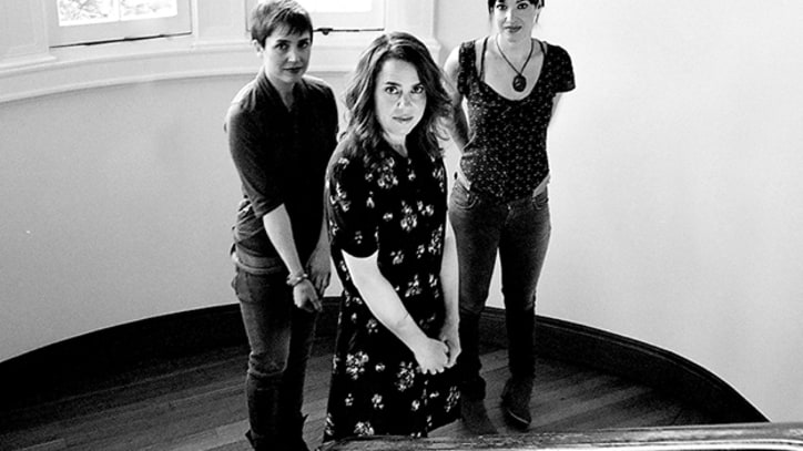 The Haden Triplets Spin a Sisterly Folk Spell - Premiere