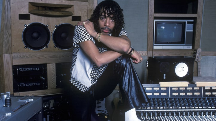 From Dali to Bestiality: The 10 Craziest Stories in Rick James' Memoir