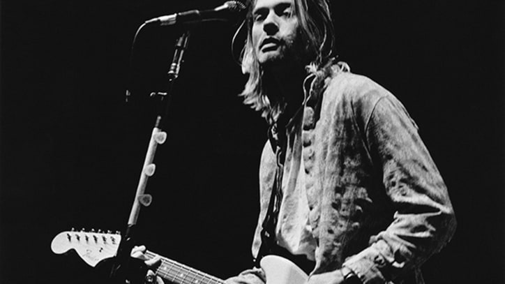 Watch Some of Nirvana's Final Los Angeles Concert