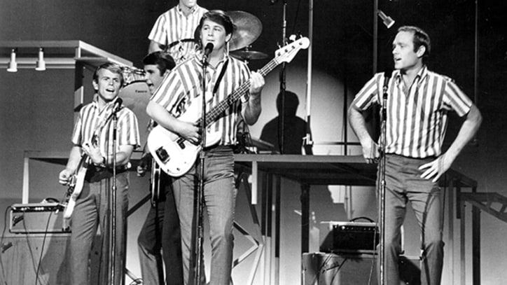 The Beach Boys Hit 'The T.A.M.I. Show' in 1964