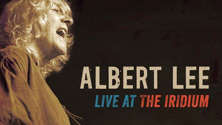 Albert Lee Plays the 'House That Les Paul Built' - Premiere