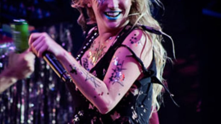 Digest: Ke$ha joins Nickelodeon; Robert Plant Adds Tour Dates
