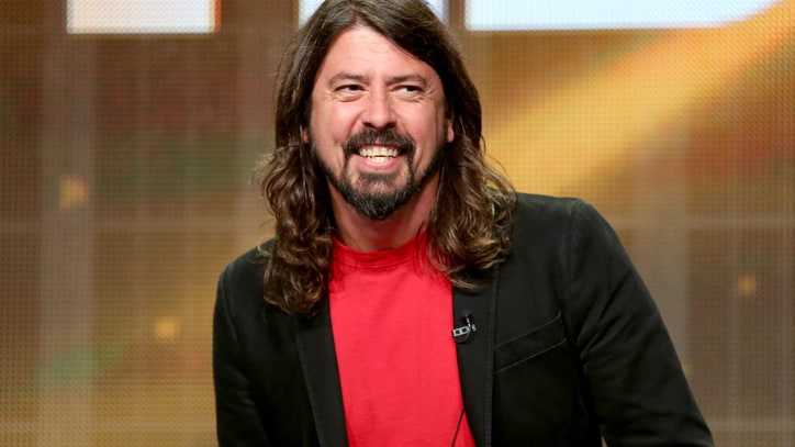 Dave Grohl's 'Sonic Highways' Take Him to Nashville