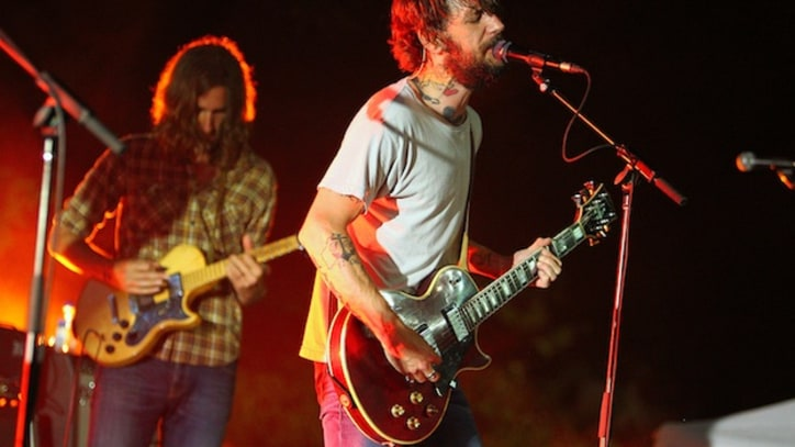 Band of Horses Cover Fan's Cover of 'Part One'