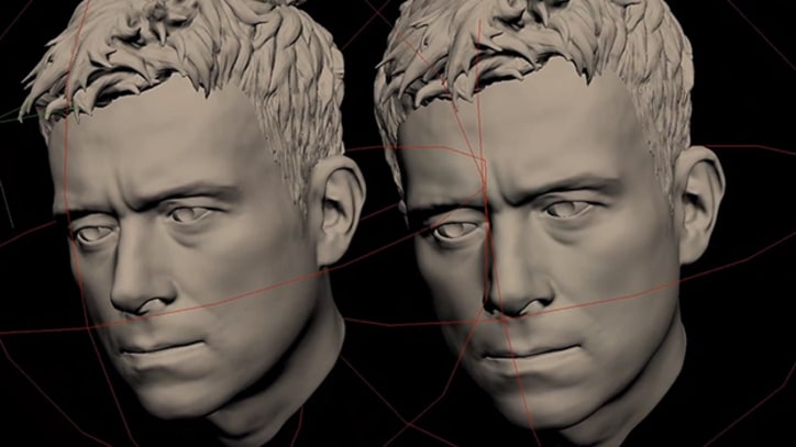 Damon Albarn Gets Digitized in 'Everyday Robots'