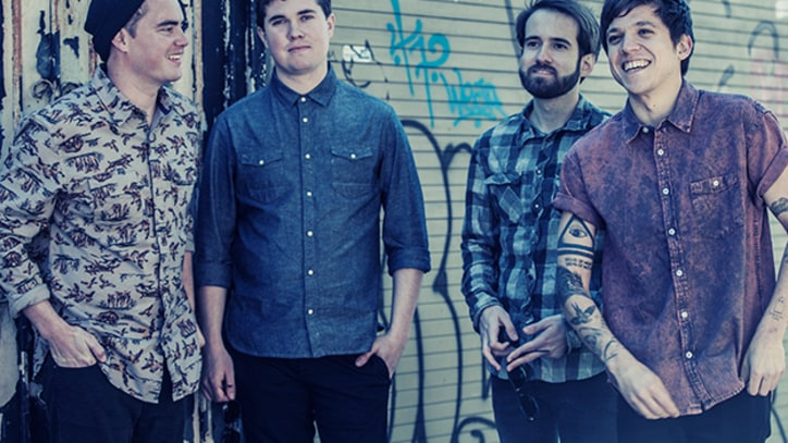 Surfer Blood Rework 'Demon Dance' at Moog Music - Premiere