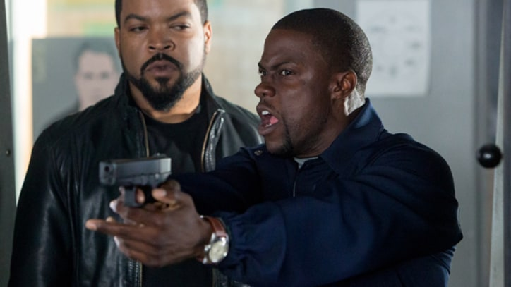 Kevin Hart Is Better Than 'Ride Along'